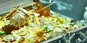 Diving For Treasure on Axes Cruise